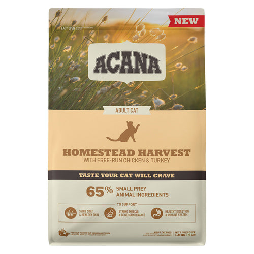 Acana Homestead Harvest Adult Cat Food