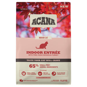 Acana Indoor Entrée Adult Cat Food