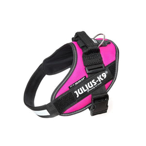 Julius K9 IDC Powerharness Dark Pink Dog Harnness