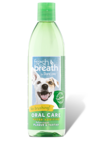 Tropiclean Fresh Breath Oral Care Water Additive Dog