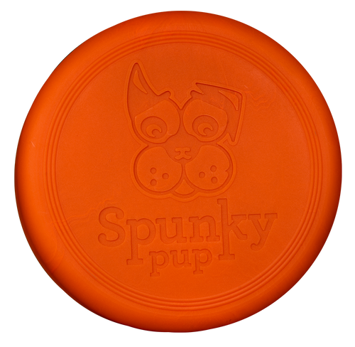 Spunky Disc Dog Toy