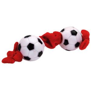 Li'l Pals Soccer Ball Tug Dog Toy