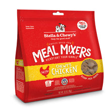 Load image into Gallery viewer, Stella & Chewy's Chicken Mix Freeze Dried Dog Food