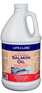 LifeLine Salmon Oil 3.785L