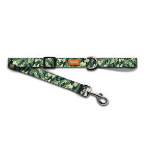 WOOF Leash Digi-Camo