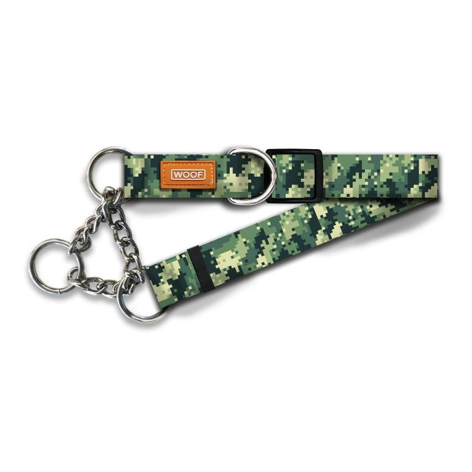 WOOF Adjustable Martingale Digi-Camo