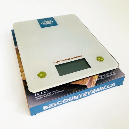 SPECIAL ORDER Big Country Raw Kitchen Scale