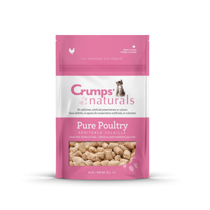 Crumps Naturals Pure Poultry Chicken 28g Cat Treats