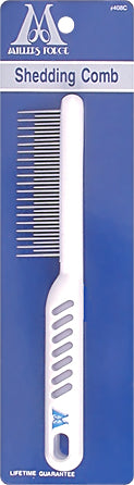Millers Forge Shedding Comb