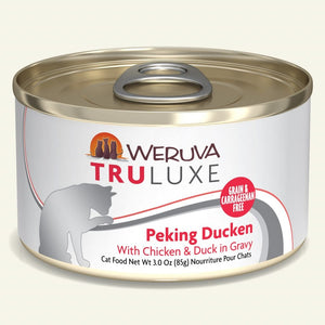 Weruva TruLuxe Peking Duck Cat Food