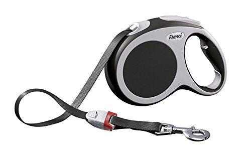 Flexi Retractable Leash Comfort Tape Small 5 Meter