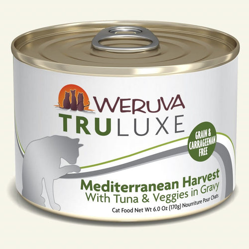 Weruva TruLuxe Mediterranean Harvest Cat Food