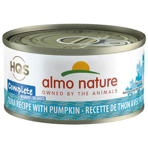 Almo Tuna with Pumpkin in Gravy Cat Food