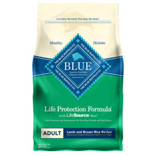 Load image into Gallery viewer, Blue Buffalo Life Protection Formula Lamb and Brown Rice Adult 9.9kg Dog Food
