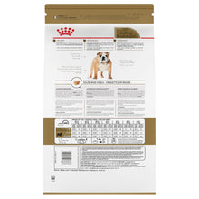 Load image into Gallery viewer, Royal Canin Breed Health Nutrition Bulldog 13.6kg Dog Food