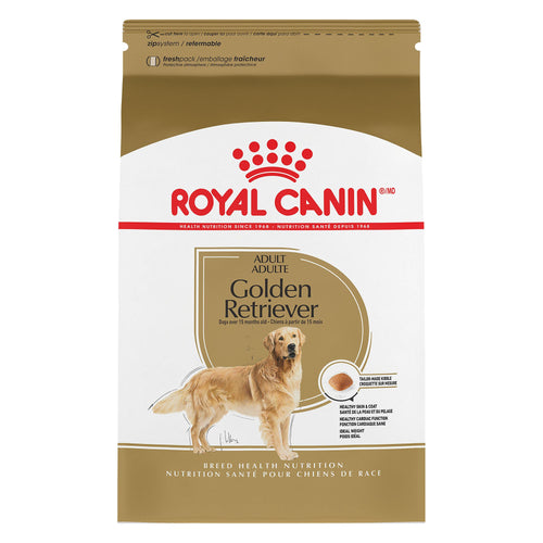 Royal Canin Breed Health Nutrition Golden Retriever 13.6kg Dog Food
