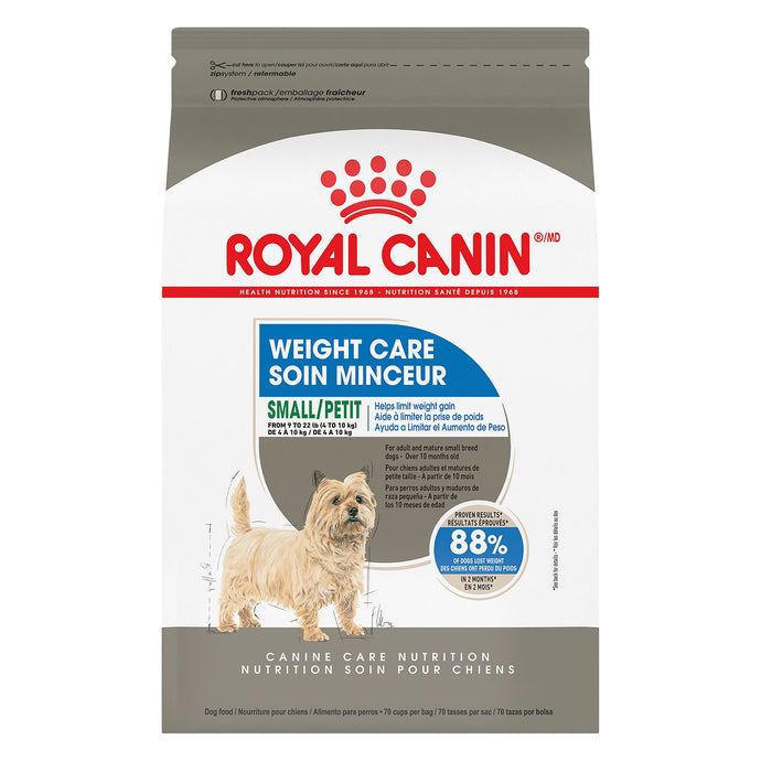 Royal Canin Canine Care Nutrition Small Weight Care 5.9kg Dog Food