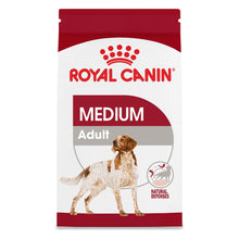Load image into Gallery viewer, Royal Canin Size Health Nutrition Medium Adult 13.6kg Dog Food