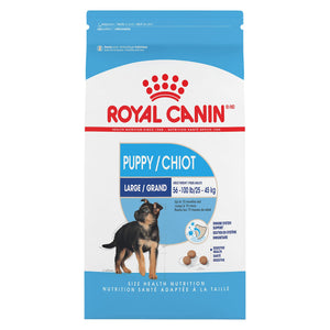 Royal Canin Size Health Nutrition Large Puppy Dog Food