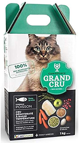 Grand Cru Fish Dehydrated Cat Food