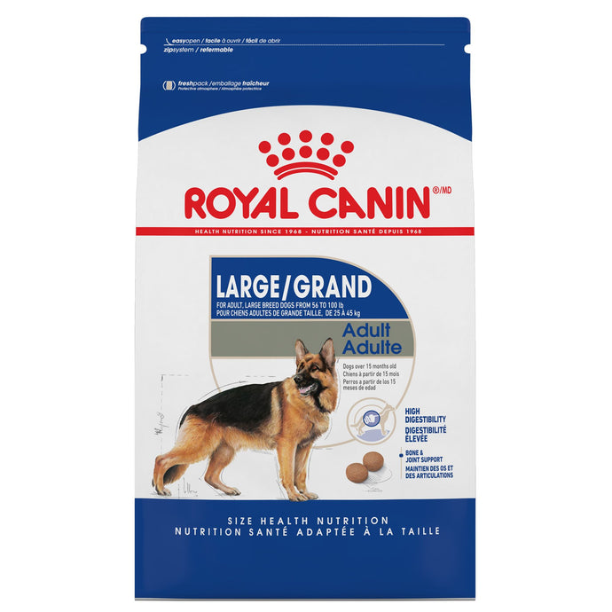 Royal Canin Size Health Nutrition Large Adult 15.88kg Dog Food