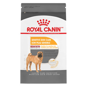 Royal Canin Canine Care Nutrition Medium Sensitive Skin Care 13.6kg Dog Food