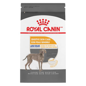 Royal Canin Canine Care Nutrition Large Sensitive Skin Care 13.6kg Dog Food
