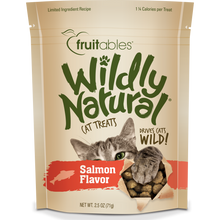 Load image into Gallery viewer, Fruitables Wildly Natural Salmon 71g Cat Treats