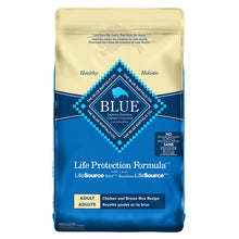 Load image into Gallery viewer, Blue Buffalo Life Protection Formula Adult Chicken and Brown Rice 11.8kg Dog Food