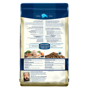 Blue Buffalo Life Protection Formula Senior Chicken and Brown Rice 11.8kg Dog Food