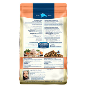 Blue Buffalo Life Protection Formula Large Breed Puppy Chicken and Brown Rice 11.8kg Dog Food