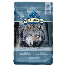 Load image into Gallery viewer, Blue Buffalo Wilderness Adult Chicken 10.89kg Dog Food