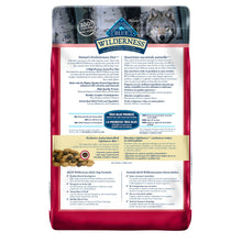Load image into Gallery viewer, Blue Buffalo Wilderness Adult Salmon 10.89kg Dog Food