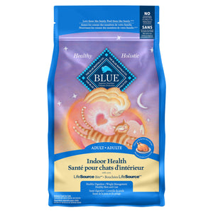 Blue Buffalo Indoor Health Adult Chicken Cat Food