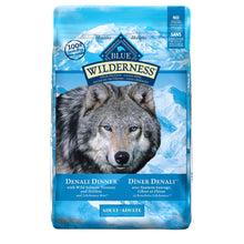 Load image into Gallery viewer, Blue Buffalo Wilderness Denali Dinner Adult Salmon 9.9kg Dog Food