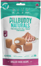 Load image into Gallery viewer, Pill Buddy Naturals Grilled Duck 150g 30 Pack