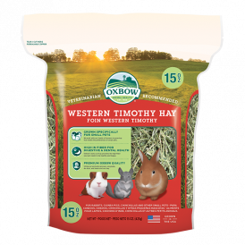 Oxbow Timothy Hay 425g
