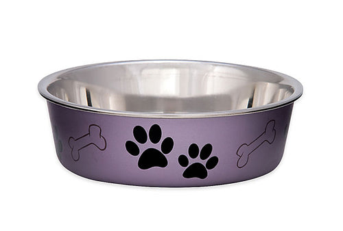 Bella Bowls Stainless Steel Grape