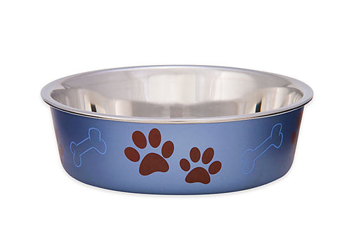 Bella Bowls Stainless Steel Blueberry