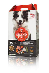 Grand Cru Red Meat Dehydrated Dog Food