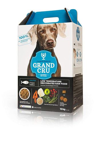Grand Cru Fish Dehydrated Dog Food