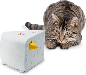 PetSafe FroliCat Cheese Automatic Cat Toy