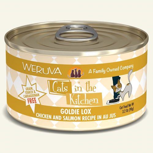 Weruva Cats In The Kitchen Goldie Lox Cat Food