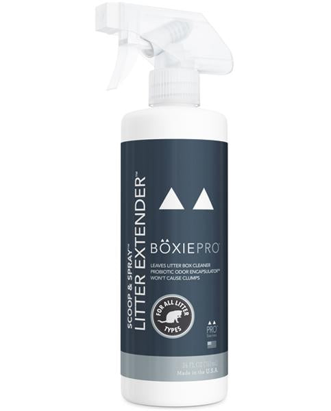 BoxieCat Pro Scoop and Spray Litter Extender 710ml