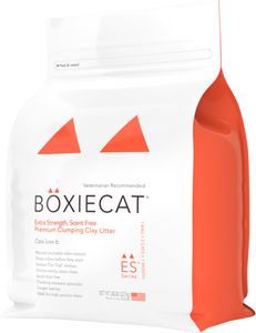 BoxieCat Extra Strength 12.7kg Cat Litter