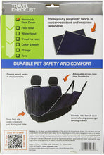 Load image into Gallery viewer, Petmate Auto Seat Hammock