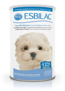 Esbilac Powder Milk Replacer for Puppies 340g