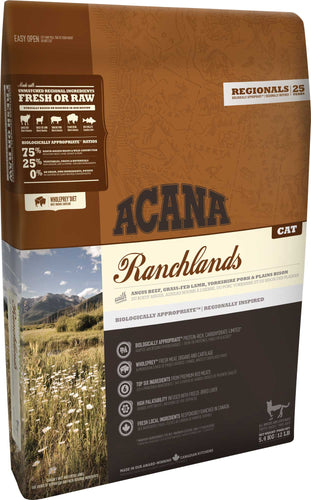 Acana Regional Ranchlands Cat Food