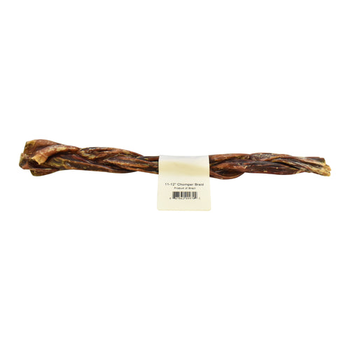Free Range Chomper Braid 12IN Dog Chew