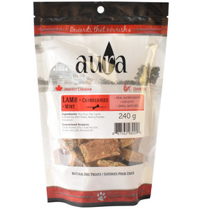 Aura Bakery Lamb Regular Dog Biscuits